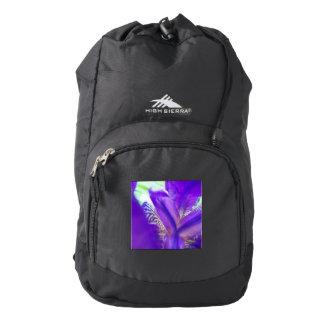 Iris de la púrpura de High Sierra Mochila