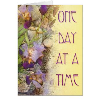 Iris de un día a la vez (ODAT) Tarjeta De Felicitación