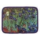 Iris de Van Gogh, arte del impresionismo del poste Planificador