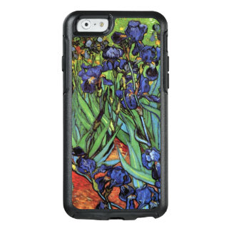 Iris de Van Gogh, bella arte del jardín del Funda Otterbox Para iPhone 6/6s