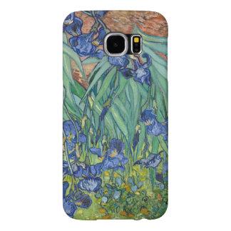 Iris de Van Gogh Fundas Samsung Galaxy S6