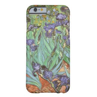 Iris de Vincent van Gogh flores del jardín del
