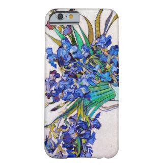 Iris de Vincent van Gogh Funda De iPhone 6 Barely There
