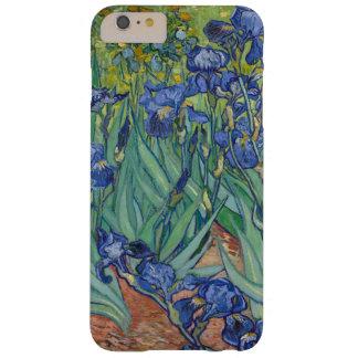 Iris de Vincent van Gogh Funda De iPhone 6 Plus Barely There