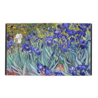 Iris de Vincent van Gogh iPad Funda