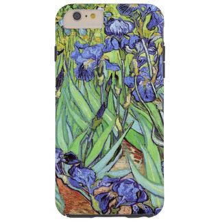 Iris de Vincent van Gogh Funda Resistente iPhone 6 Plus