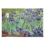 Iris de Vincent van Gogh Manteles