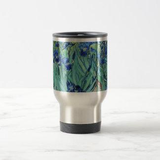 Iris de Vincent van Gogh Tazas De Café