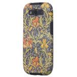 Iris de William Morris Galaxy S3 Cobertura