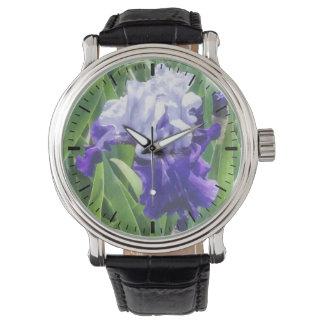 Iris del lo mejor que se puede hacer relojes