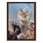 Iris del mensajero de dioses de Giordano Luca (la  Postales