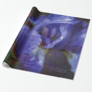 Iris - diosa del papel de regalo del arte del