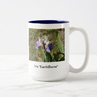 Iris EarthBorne Two-Tone Coffee Mug