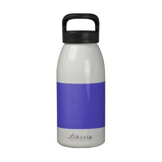 Iris Elegant Solid Colored Water Bottle