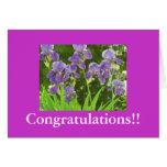 ¡iris escénico, enhorabuena!! felicitación