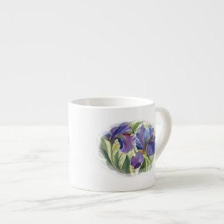 Iris Espresso Cup