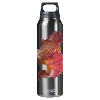 iris flower (digital image) 16 oz insulated SIGG thermos water bottle