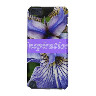 Iris flower inspiration I pod speck case