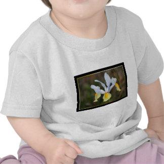 Iris Flower Tee Shirt