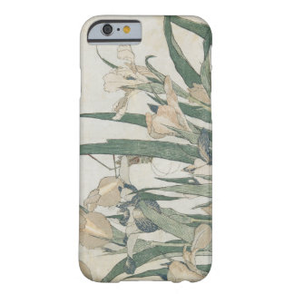 Iris Flowers and Grasshopper, c.1830-31 Barely There iPhone 6 Case
