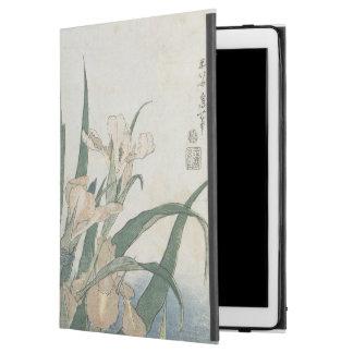 Iris Flowers and Grasshopper, c.1830-31 iPad Pro Case
