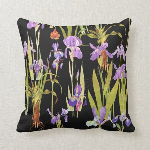 Best Vintage Floral Throw Pillows