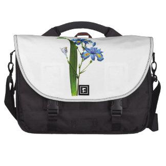 Iris Frangee by Joseph Pierre Redoute Laptop Computer Bag