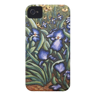Iris Garden iPhone 4 Case