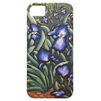 Iris Garden iPhone 5 Covers
