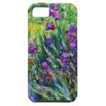 Iris Garden Impressionism iPhone 5 Covers