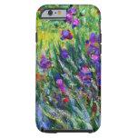 Iris Garden Impressionism Tough iPhone 6 Case
