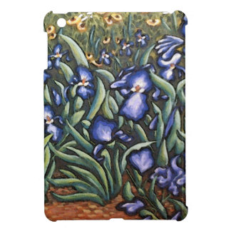 Iris Garden iPad Mini Cover
