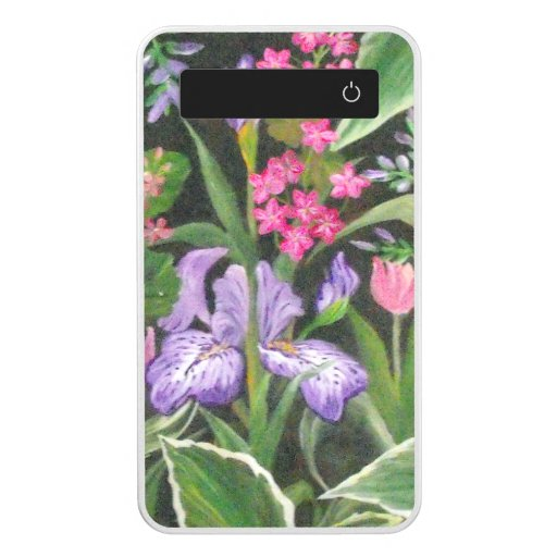 Iris Garden Power Bank