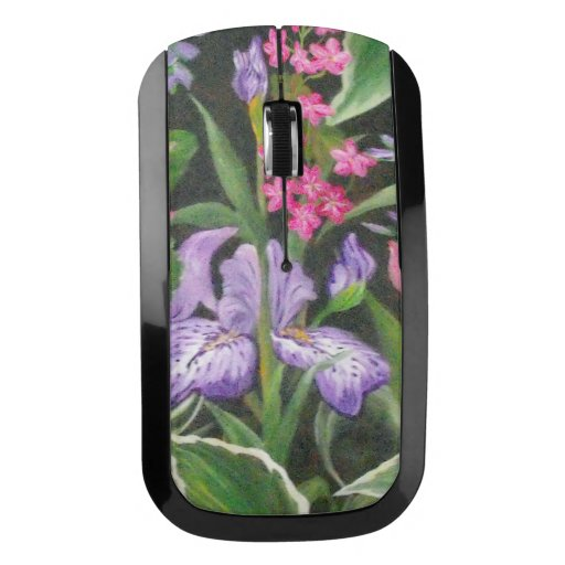 Iris Garden Wireless Mouse