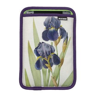 Iris Germanica, from `Les Liliacees', 1805 iPad Mini Sleeves