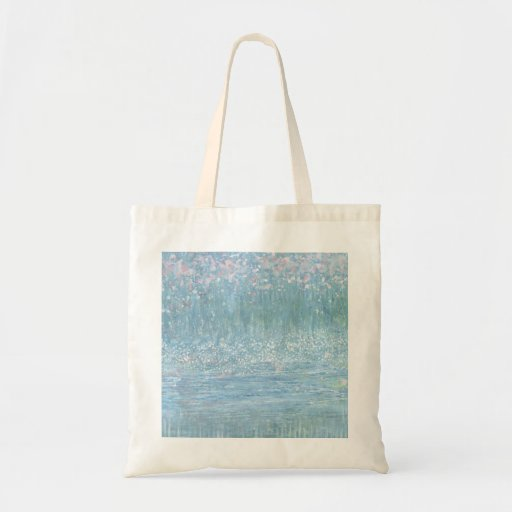 Iris Grace Blossom in the Wind Tote Bag
