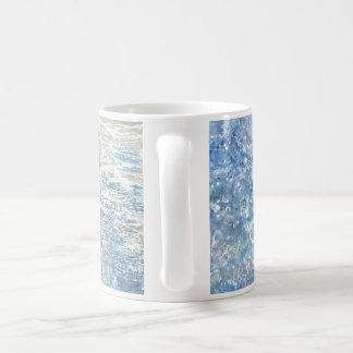 Iris Grace Blue Planet Mug