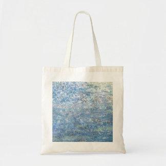 Iris Grace Blue Planet Tote Bag
