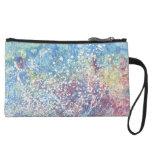 Iris Grace Explosions of Colour small bag Wristlet