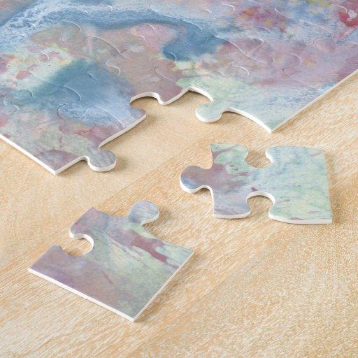 Iris Grace Koi Puzzle
