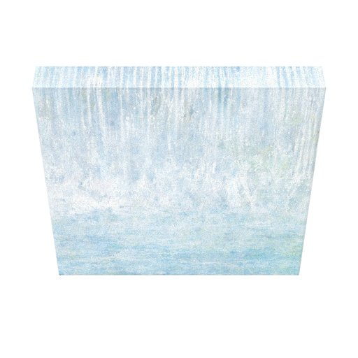 Iris Grace Waterfall Bounce Canvas Wrap Gallery Wrapped Canvas
