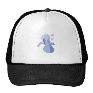 Iris Mesh Hats
