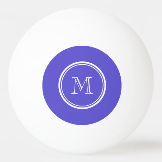 Iris High End Colored Personalized Ping-Pong Ball
