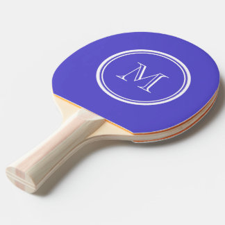 Iris High End Colored Personalized Ping-Pong Paddle