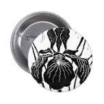 Iris - impresión de bloque pins