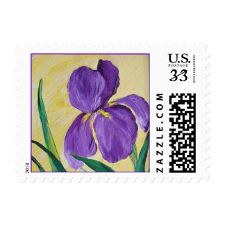 Iris intrépido