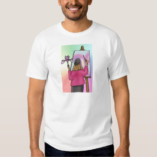 Iris is for Inspiration T-shirts