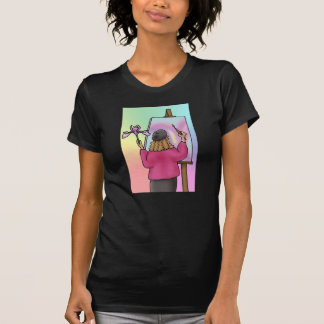 Iris is for Inspiration Tee Shirt
