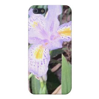 Iris japonés iPhone 5 protector