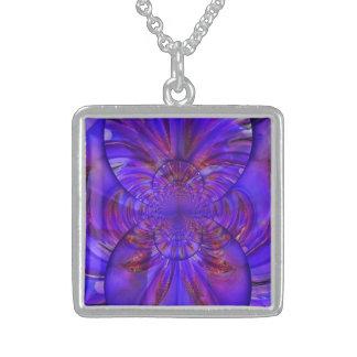 """Iris: """"Kaleidoscoped"""" Sterling Silver Jewelry"""